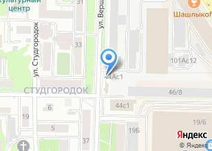 Компания «Тарелочка» на карте