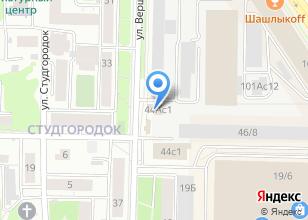 Компания «АКК-плюс» на карте