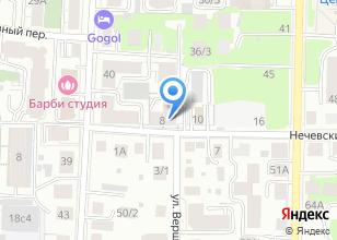 Компания «Школьная лавка» на карте