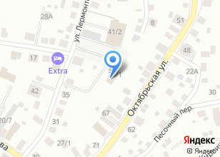 Компания «Центр автосервиса» на карте