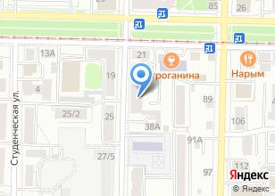 Компания «АЮРВЕДА» на карте