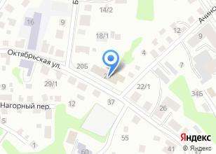 Компания «Баня №2» на карте