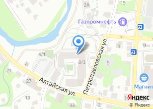 Компания «Юмиком» на карте
