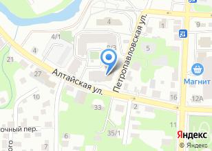 Компания «Панорама» на карте