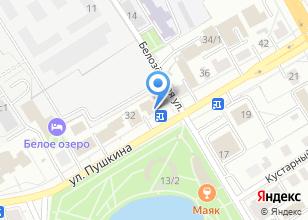 Компания «Азбука ремонта» на карте