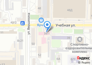 Компания «Профессор» на карте