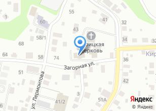 Компания «КомпаньонЪ» на карте