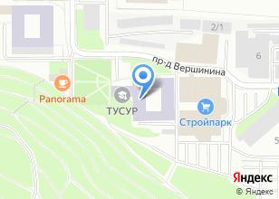 Компания «Фрекон» на карте