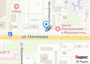 Компания «БУУЗА» на карте