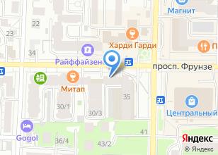Компания «Шкатулка Здоровья» на карте