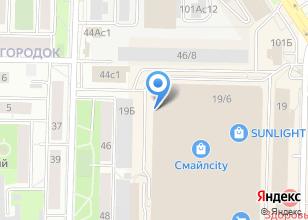 Компания «АланаМама» на карте