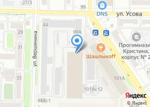Компания «Стек Софт» на карте