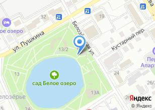 Компания «Агентство свадеб Евгения Глотова» на карте
