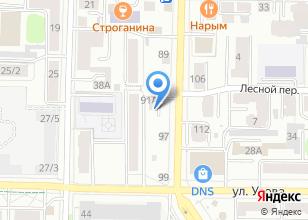 Компания «Автостекло и Автокомплект» на карте