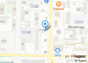 Компания «Mr.Покрышкин» на карте