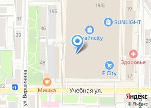 Компания «e`llipse Beauty» на карте
