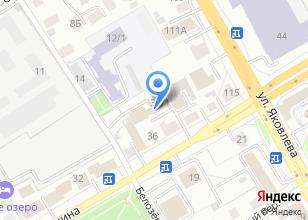 Компания «Росреестр Управление Федеральной службы государственной регистрации» на карте