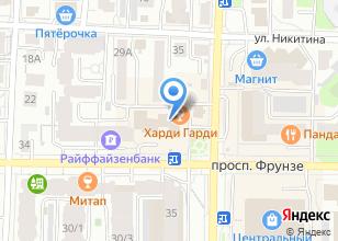Компания «Star*S» на карте