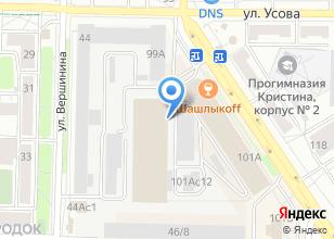 Компания «НЭТКОМ» на карте