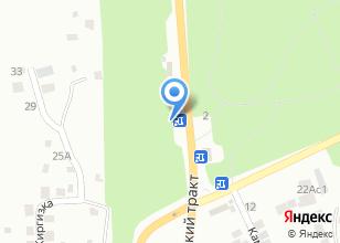 Компания «Падишах.рф» на карте
