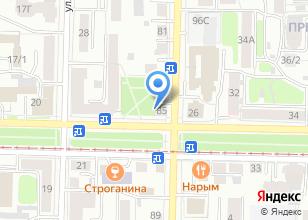 Компания «Бульварная, 24» на карте