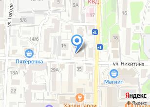 Компания «АйТи-Инлайн» на карте