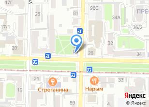 Компания «Бульварная 24» на карте