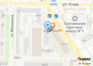 Компания «АвтоЛайф» на карте