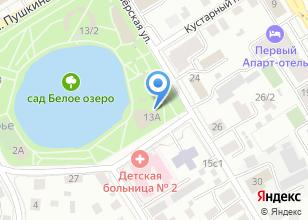 Компания «Берег 2018» на карте