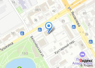 Компания «Объединение Эксперт» на карте