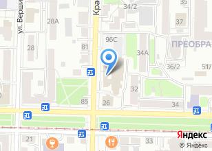 Компания «Торговый дом СибТреил» на карте