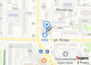Компания «Лайнер» на карте
