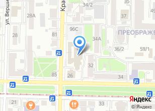 Компания «Драйв-Томск» на карте
