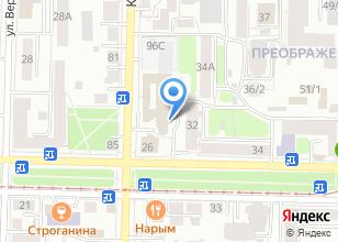 Компания «SDAYKA.RU» на карте