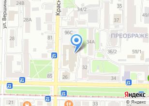 Компания «Медицинский центр ЛОР-врач Долгун» на карте