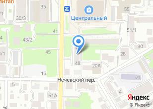 Компания «Почтовое отделение №61» на карте