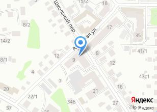 Компания «AvtoGGC» на карте