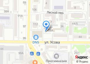 Компания «Сибирское управление Федеральной службы по экологическому, технологическому и атомному надзору» на карте