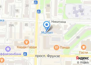 Компания «Интерьерный салон» на карте