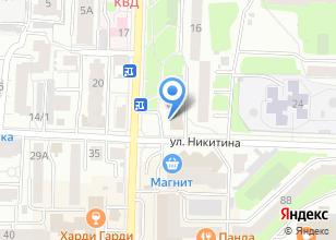 Компания «ЛЕТОКЛИНИК» на карте