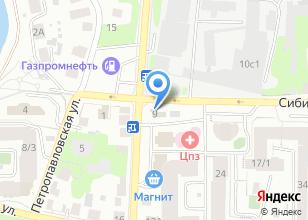 Компания «ГазОйл» на карте