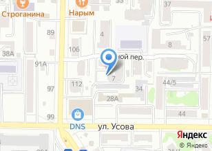 Компания «Кристалл, ЖСК» на карте