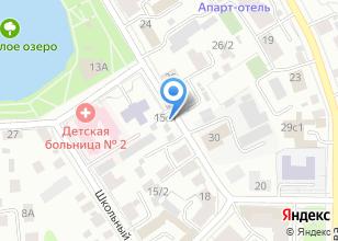 Компания «Винском» на карте