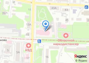 Компания «Центр реабилитации» на карте