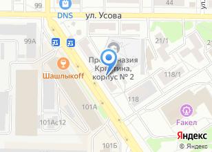Компания «Сан Саныч-Эвакуатор» на карте