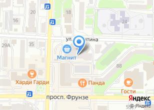 Компания «Кей Си Техник» на карте