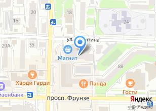 Компания «Интерьерная лавка» на карте