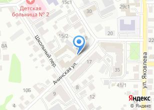 Компания «ИндорСофт» на карте