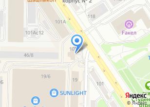 Компания «СМАРТ СЕРВИС» на карте