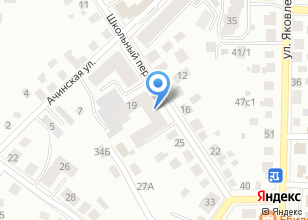 Компания «Сибирский центр независимой оценки» на карте